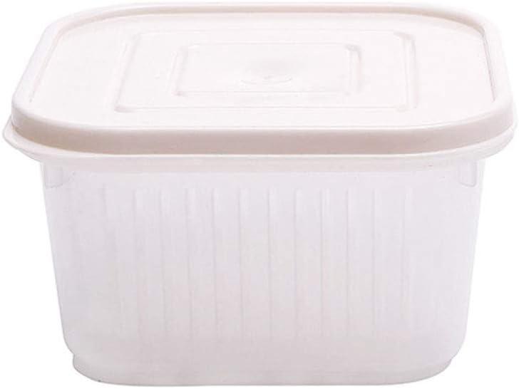 Factory Max 82% OFF outlet Kcakek Green Onion Ginger Sliced Refrigerator F Box Garlic