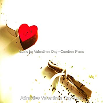 Music for Valentines Day - Carefree Piano