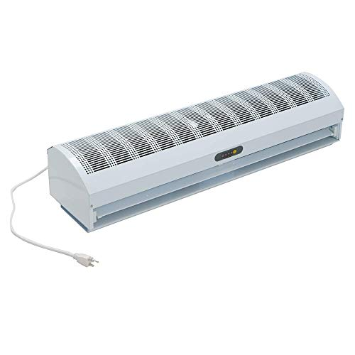 Wostore 36 Inch Air Curtain Super Power 3 Speeds Commercial Indoor Household with Free Magnetic Door Switch