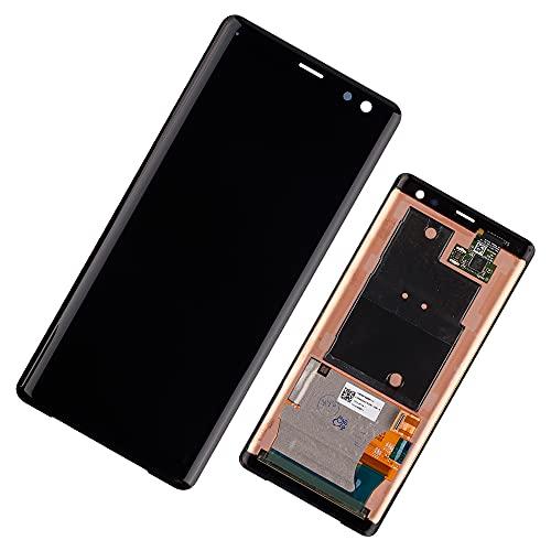 Duotipa Pantalla compatible con Sony Xperia XZ3, H9436, H8416, H9493 6.0 pulgadas P-OLED, digitalizador, pantalla de repuesto y herramientas