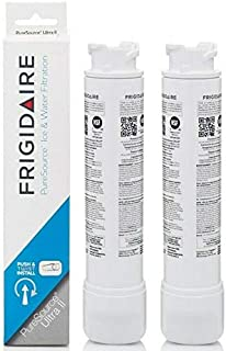 PIONHI Ultra II Water Filter, Compatible with Puresource Ultra II, Frigidaire Water Filter (2 Packs)