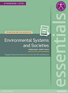 Pearson Baccalaureate Essentials: Environmental Systems and Societies print and ebook bundle: Industrial Ecology