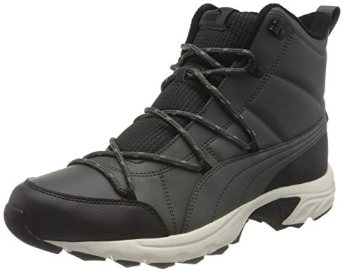 PUMA Axis TR Boot WTR MU, Zapatillas Unisex Adulto, Negro Black/Dark Shadow/Whisper White Aged Silver, 42 EU
