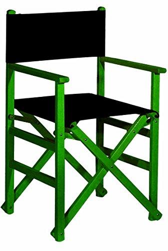 aranaz 1641 fauteuil droite pliable, Vert