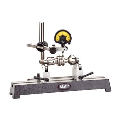 Mahr 4622250 MarStand 818 centrale bank met rolsteun, 3-30 mm bereik, 6,50 kg gewicht
