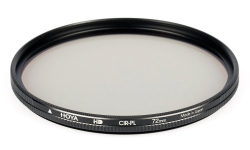 Hoya HD Polarisationsfilter Cirkular 72mm