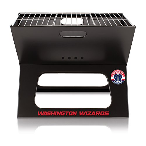NBA Washington Wizards X-Grill Portable Charcoal
