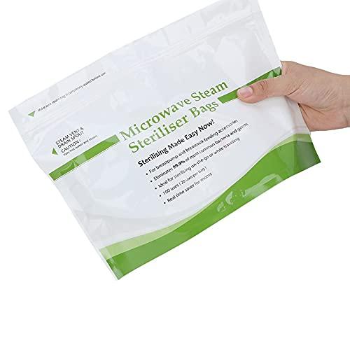 Material de grado alimenticio, bolsa de esterilización, elimina las bacterias y gérmenes más comunes,