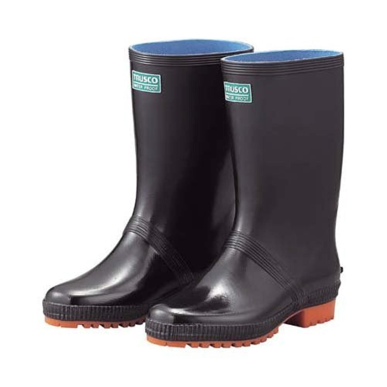 TRUSCO メッシュ半長靴25.0cm