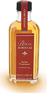 ((1 Pack)) - Royal Moroccan Oil Treatment 100ml