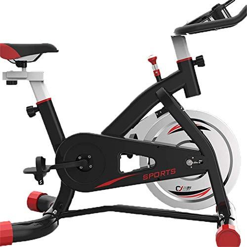 ZCYXQR Palestra Spinning Cyclette Pedale Ultra-Silenzioso Cyclette Perdita Peso Indoor Attrezzi da Palestra (Sport al Coperto)