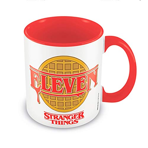 Pyramid International mgc25265 stranger Things (Eleven) – Red De Colour, cerámica, Multicolor