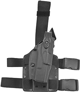 Safariland 6304 ALS Tactical Leg Holster, Black, STX, Glock 19