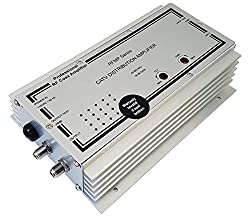 in budget affordable Professional RFC ATV signal amplifier with high gain of 50 dB