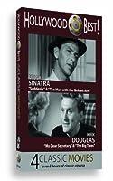 Hollywood Best! Frank Sinatra & Kirk Douglas - 4 classic films!