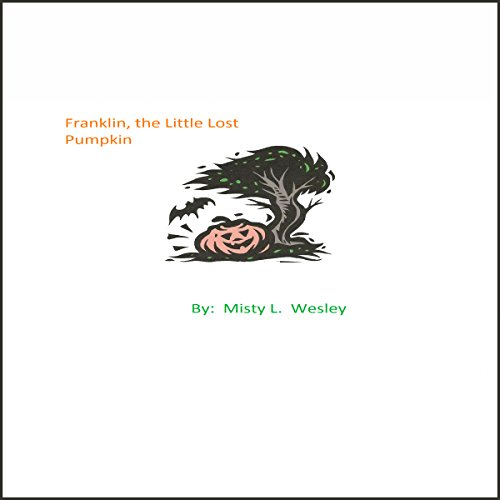 Franklin, the Little Lost Pumpkin audiobook cover art