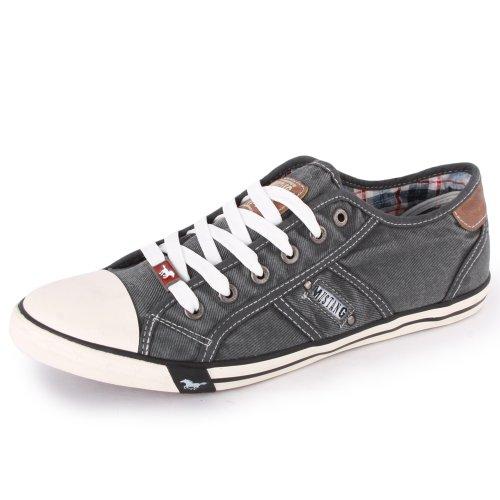 MUSTANG Herren 4058-305-2 Sneaker, Grau (2 grau), 43 EU