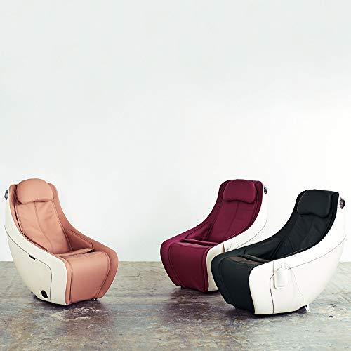 Synca Wellness CirC - SL Track Heated Massage Chair, Wine