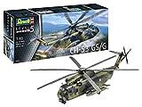 Revell-CH-53 GSG Accesorios, Color Plateado (RV03856)