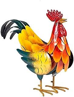 7788edb6e91b La Hacienda 55281 réaliste Son Coq, Multicolore, 12 x 35 x 29 cm