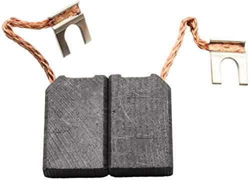 Escobillas de Carbón para STAYER SA10A amoladora - 6x14x22mm - 2.4x5.5x8.7''