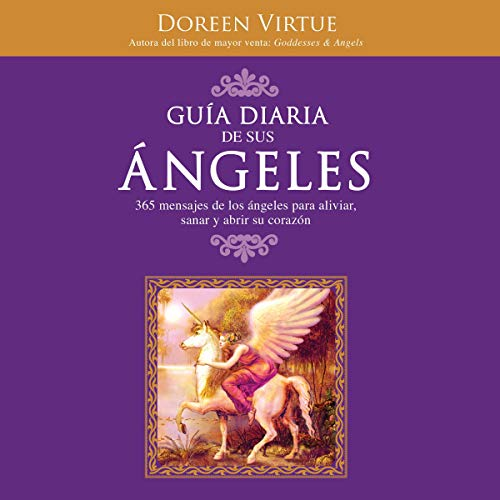 Guía diaria de sus angeles [Daily Guide to Your Angels] audiobook cover art