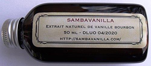 Estratto naturale di vaniglia Bourbon del Madagascar, 50 ml