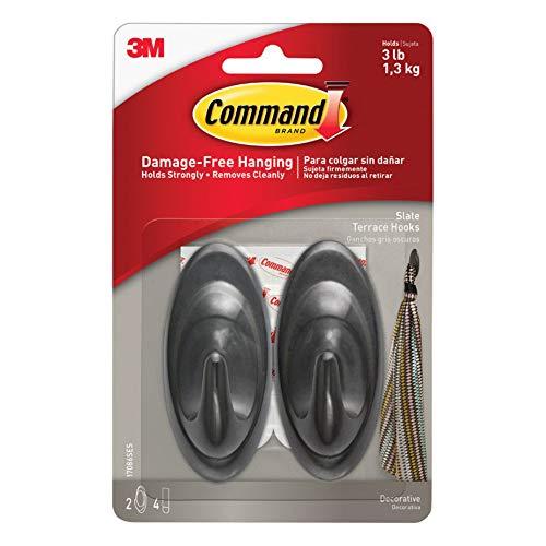 Command 17086S - Medio Terraza Slate...
