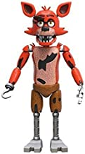 Funko Five Nights at Freddy's Articulated Foxy Action Figure, 5