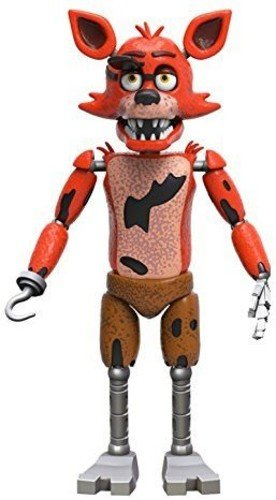 Funko Five Nights at Freddy's Articulated Foxy Action Figure, 5'