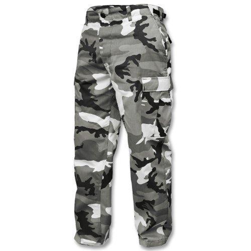 Brandit US Rangerhose Pantaln de Vestir, Urban, M para Hombr