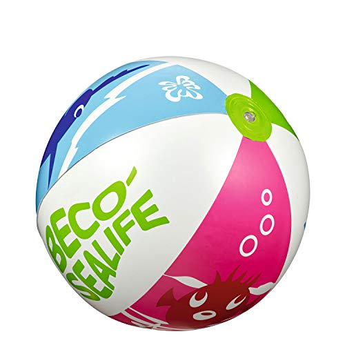 Beco Unisex Jugend Sealife Wasserball, bunt, Stück