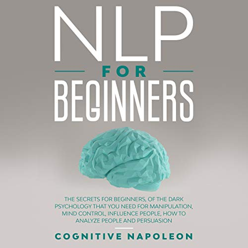 NLP for Beginners audiobook cover art