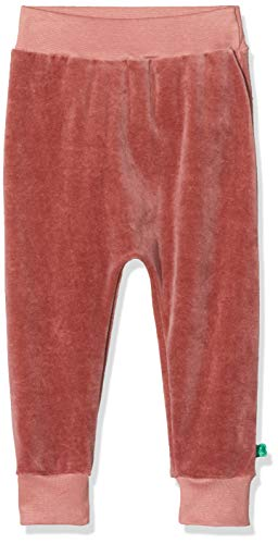 Fred'S World By Green Cotton Pants Pantalon, Rouge (Dream Rose 018143501), 86 Bébé Fille