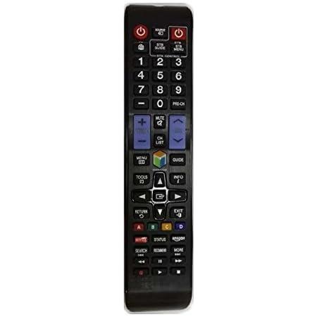 UN55JU7100F OEM Samsung Remote Control Originally Shipped with UN55JU7100 UN55JU7100FXZA