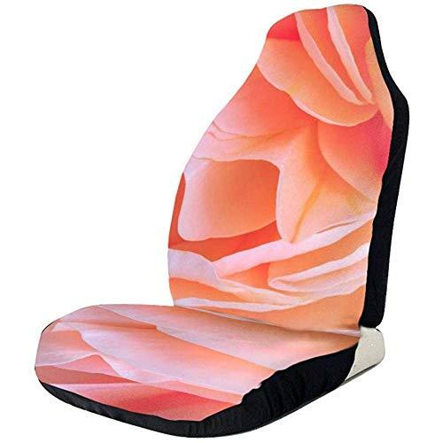 Hermosas y delicadas fundas para los asientos delanteros del coche de