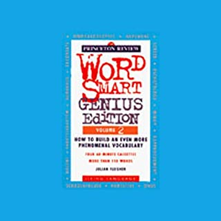 Word Smart, Genius Edition, Volume 2 cover art