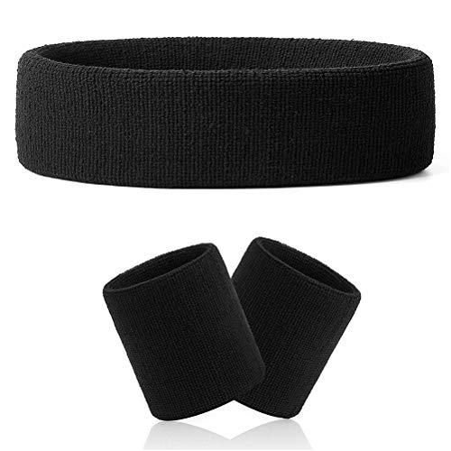 Kinter Hoofdband handdoek-armbanden unisex wasbaar make-up voor zweetband gezichtsverzorging yoga