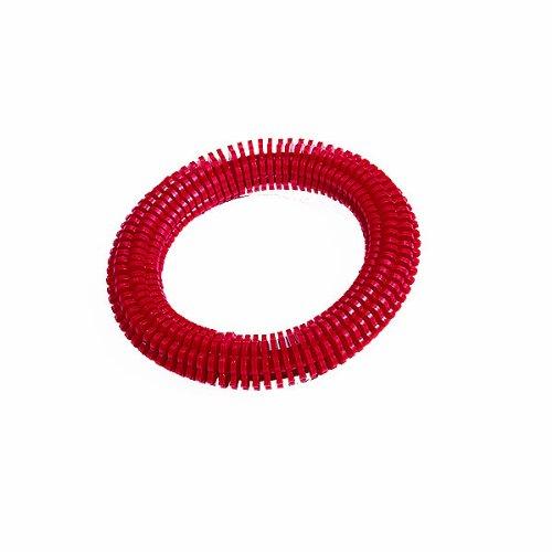 Fashy Tauchring Runder Lammellen, rot, 17 cm, 4200