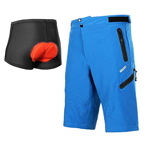 ARSUXEO Outdoor Sports MTB fietsbroek Ademend
