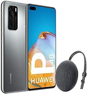 "Huawei P40 5G - Smartphone de 6,1"" OLED (8GB RAM + 128GB ROM, 3x Cámaras Leica (50+16+8MP), chip Kirin 990 5G, 3800 mAh, E..."