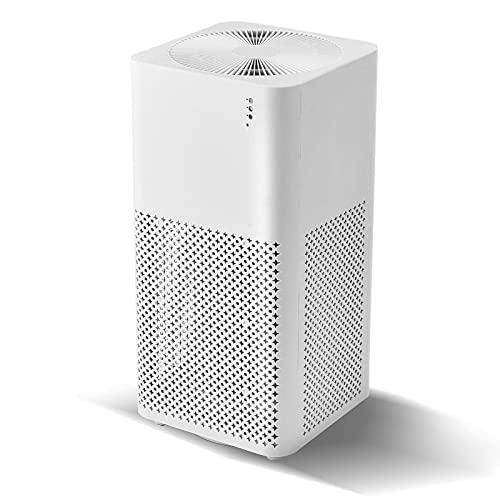 BOXIANGY Purificador de Aire Inteligente Que Elimina el formaldehído PM2.5