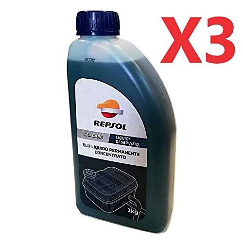 Repsol koelvloeistof blauw LT 1 (X3)