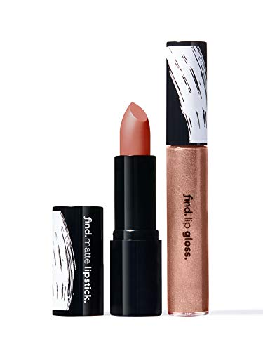 FIND - Shimmer Mania (Lippenstift, matt n.4 + Lipgloss n.10)
