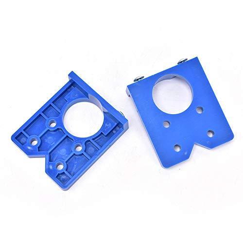 QFDM Durable Door Hinge 35 Millimetri Fai da Te Porta Locator Legno accurato Montaggio Cerniera Foratura Guida Jig Bit Easy to Install