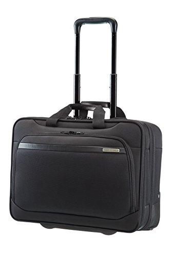 Samsonite Vectura Rolling Tote Tasche für Notebook bis 43,9 cm (17,3 Zoll) schwarz