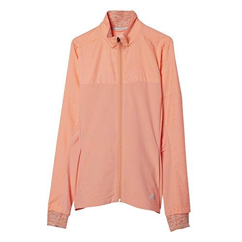 adidas Damen Sweatshirt SN Storm Jacket W Jacke, Sun Glow S16, XS