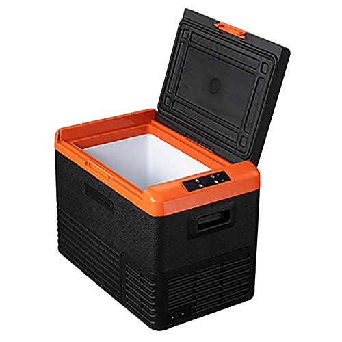 GETZ Mini Refrigerador Portátil para Coche, Nevera Portatil Electrica, Nevera Coche, -20 ℃ -20 ℃, Mini Nevera para Autocaravana, RV, Viaje en Barco, Picnic, 30L / 40L / 50L
