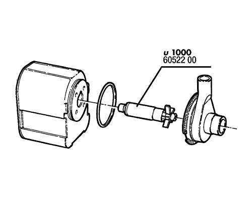JBL Rotor für ProFlow 1000