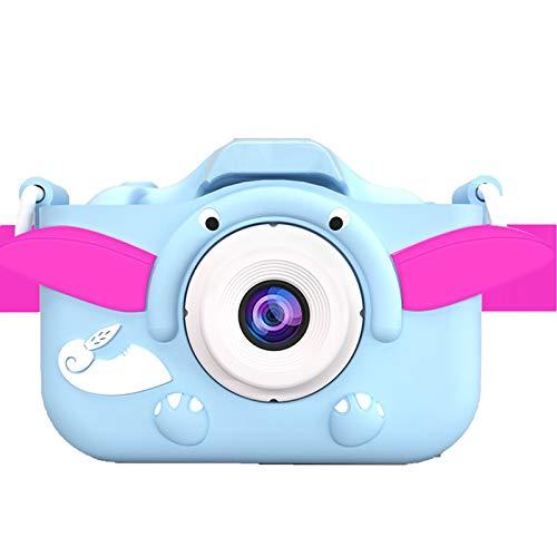 WWDKF Sofortbildkamera, 2,4-Zoll-LCD-Bildschirm Kann Bilder Aufnehmen, Druckbare Und Wiederaufladbare Digitalkamera Mini SLR DIY Geschenk Kinderkamera, Geeignet Für Jugendliche, Kinder, Anfänger,G